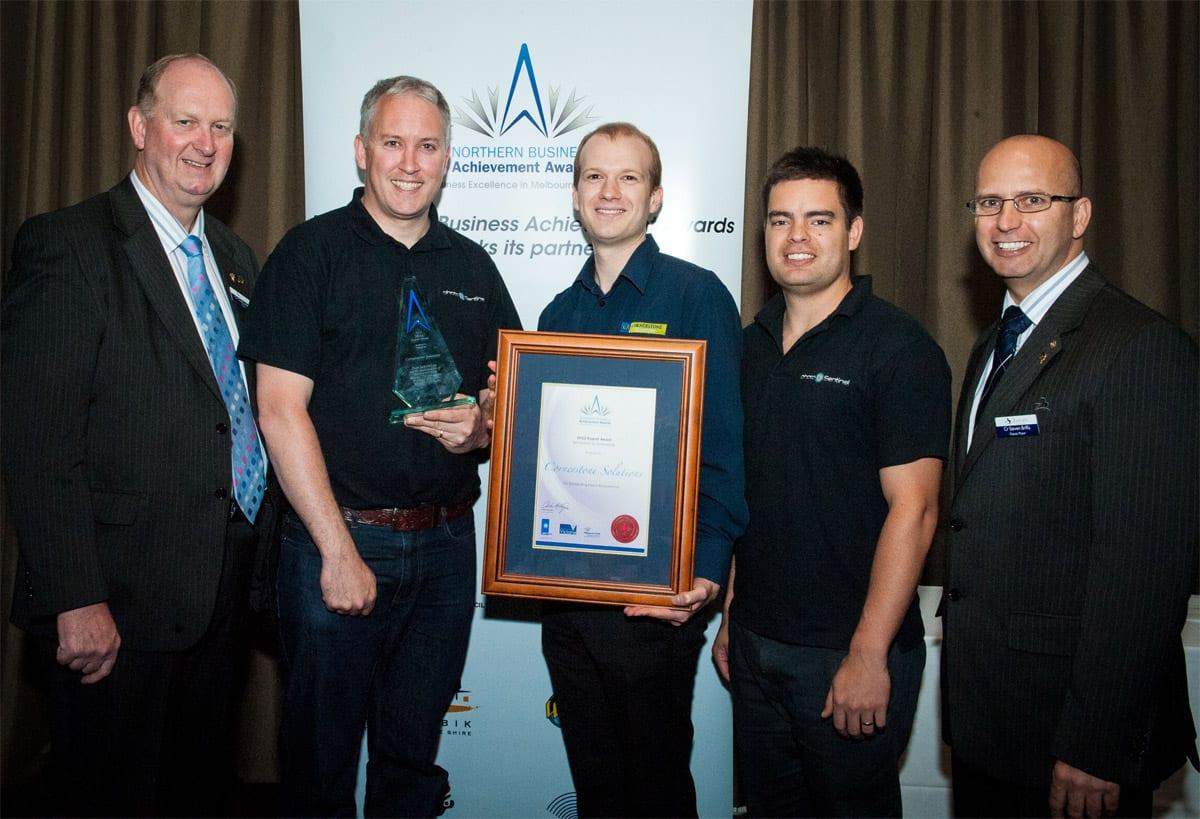 Northern Business Achievment Awards Grand Finale breakfast